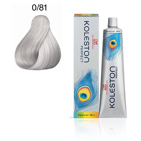 Color Perfect 0/81 Plata 60ml