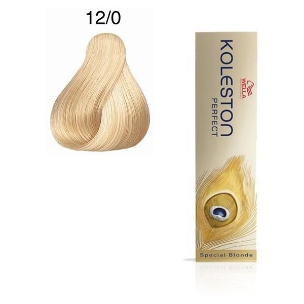 Koleston Perfect 12/0 - Special blonde naturale - 60 ml