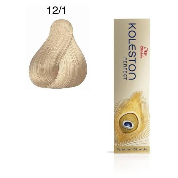 Koleston Perfect 01.12 Spezielle Aschblond 60ml