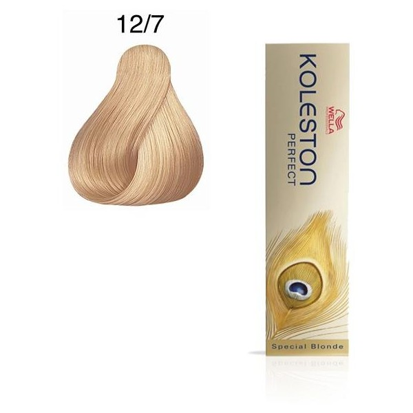 Koleston Perfect 12/7 Spécial Blond Marron 60ml