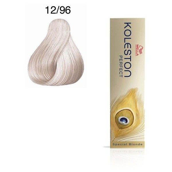 Koleston Perfect 12/96 - Special Blonde fumato viola propora - 60 ml
