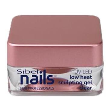 Gel UV/Led Modelant Clear Basse Température Sibel Nails 15m