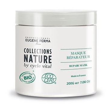 Masque Cheveux Bio Collections Nature 200 Grs