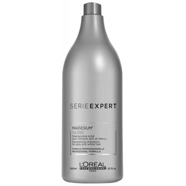 Silber Shampoo 1500ml Déjaunissant