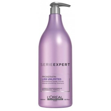 Shampooing Lissage Intense Liss Unlimited 1500ml