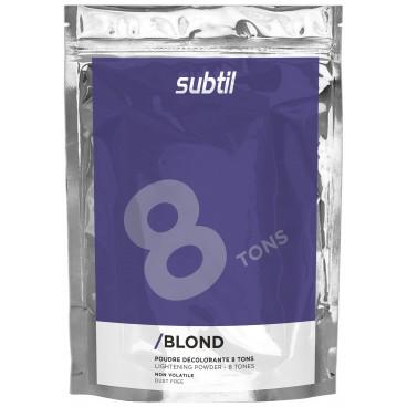 Subtil Blond Poudre Décolorante 100 Grs