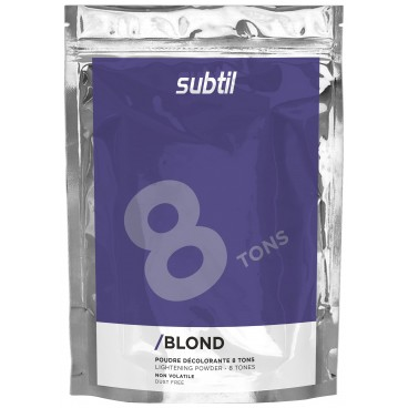Subtle Blond Powder 100 Grs