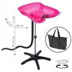Lavatesta Compact rosa