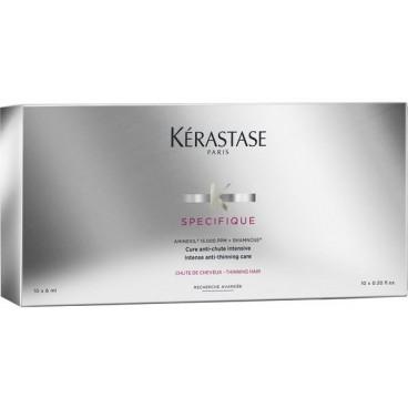 Intensive Kerastase Anti-Fall Cure x10