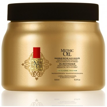 Masque Mythic Oil Cheveux Epais 500ML