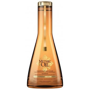 Mythic Aletas de 250 ml de aceite de champú