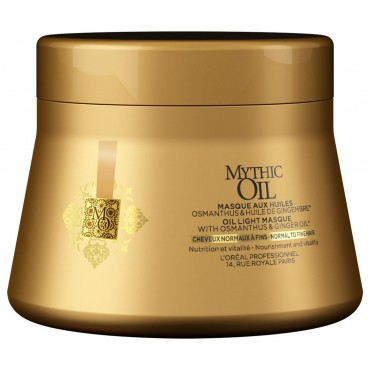 Mask Mythic Oil Fine Hair 200 ML