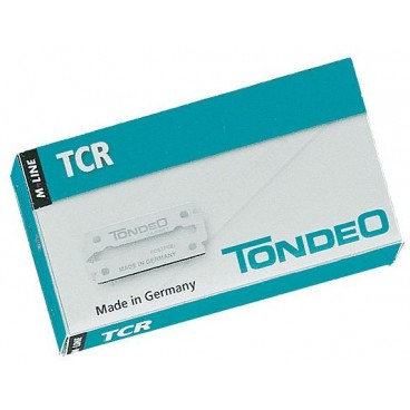 Pack of blades Tondeo TCR