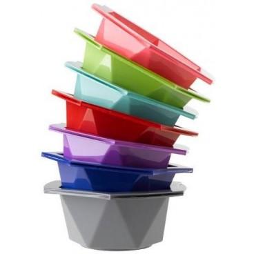 Set Mix & Match Bols Coloration Sibel x7