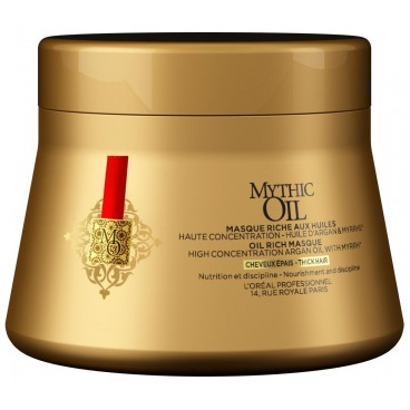 Masque Mythic Oil Cheveux Epais 200 ML