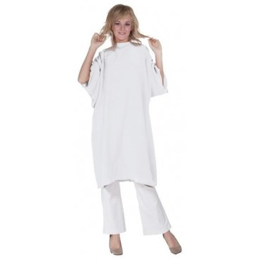 Polyflex 1 Flexi Robe White