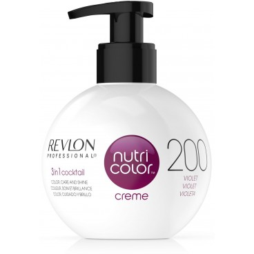 Nutri Color 200 Violet 270 ML