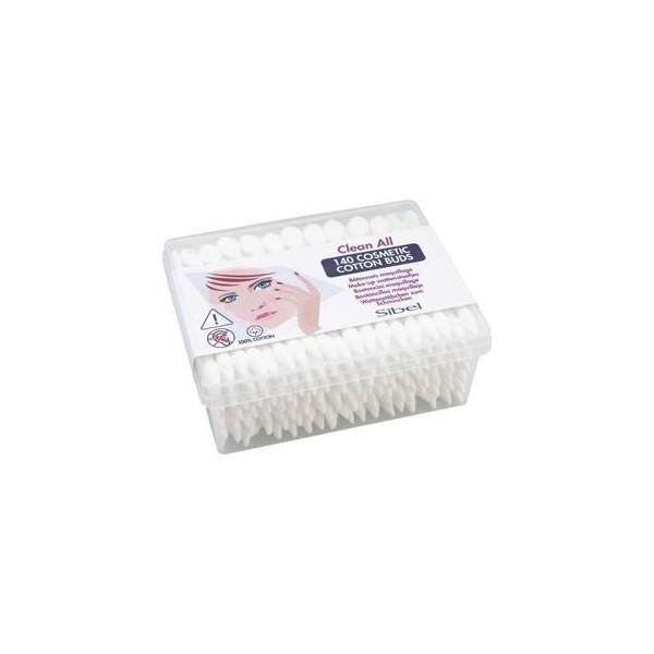 Box of 140 cotton stems komatiks