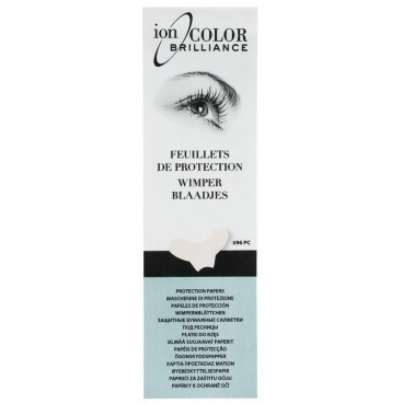 Ion color brilliance paper protection