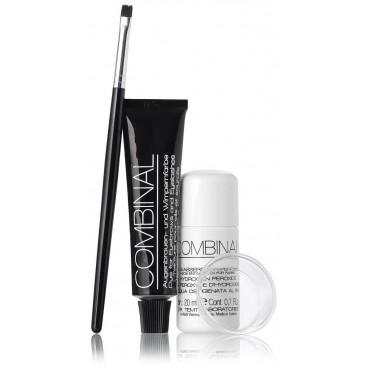 Combination Eyelash and Eyebrow Dyeing Kit
