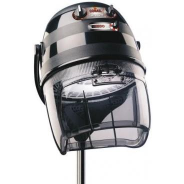Image of Casco Corail 1500 nero - Testa sola