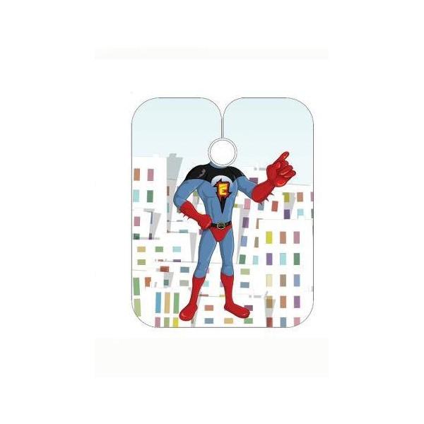 Kinder Super Heros Bademantel