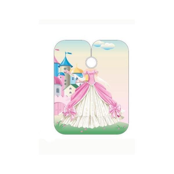 Mantella per bambini Princess