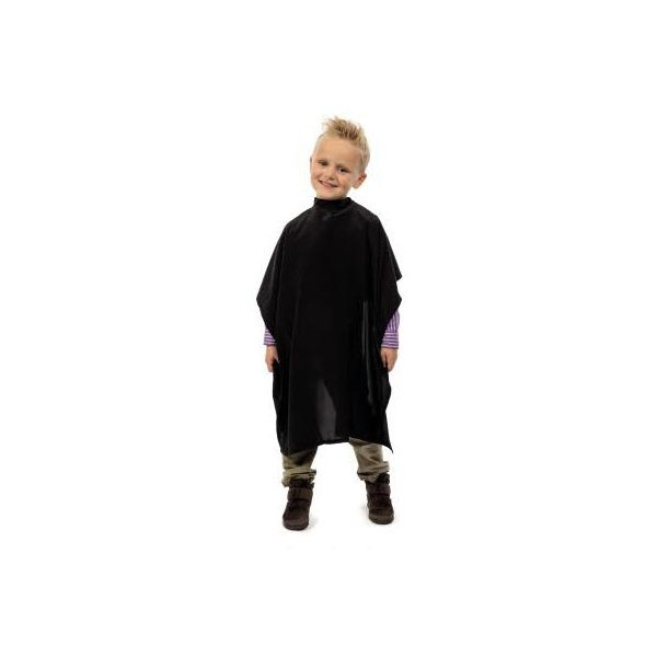 Flexi Black Kids Bathrobe