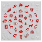 adhesive decorations for nails 149398