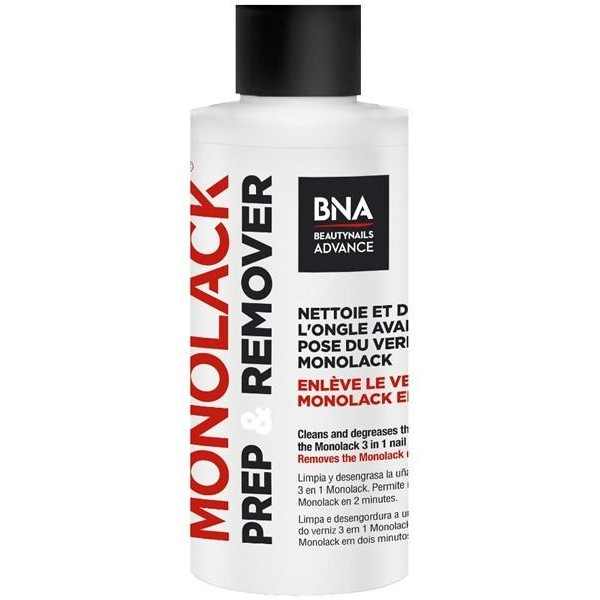 Beautynails Monolack Prep & Remover 125ml