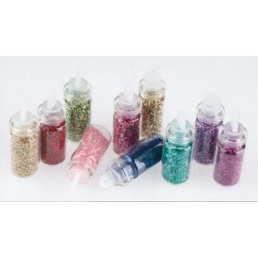 Décors Nail Glitters dust Kit 6102058