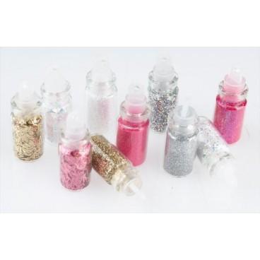 Décors Nail Glitters dust Kit 6102060