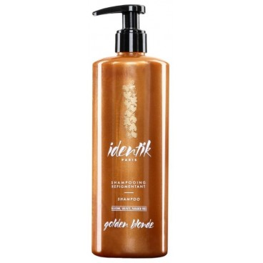 Shampooing Identik Repigmentant Intense Red 500 ML