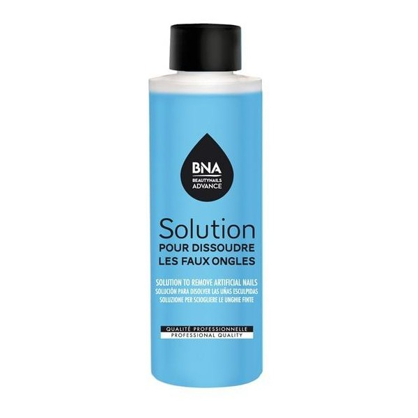 Solution for Dissolving fake nails Beautynails 125 ML