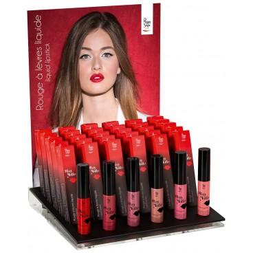 Rouge à Lèvres Liquide Stay Matte