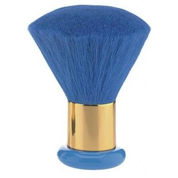 Balai cou Poney Bleu