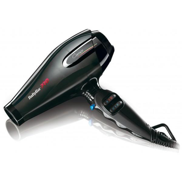 Sèche cheveux ionic Caruso 2400W noir Babyliss Pro