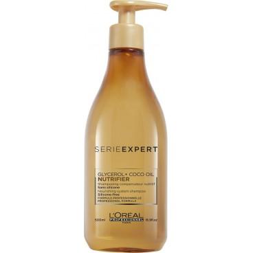 shampoo Nutrifier senza silicone 250 ml