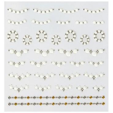 Klebstoff Dekorationen Nägel Peggy Sage 149244