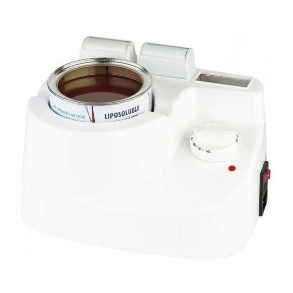 calentador de cera para las latas y cartuchos - Combi cera