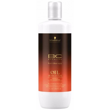 Bc Oil Miracle Shampooing Argan 1000 ML