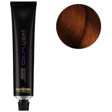 Tube Coloring Dia Light 50 ML 5.4 Light coppery chestnut