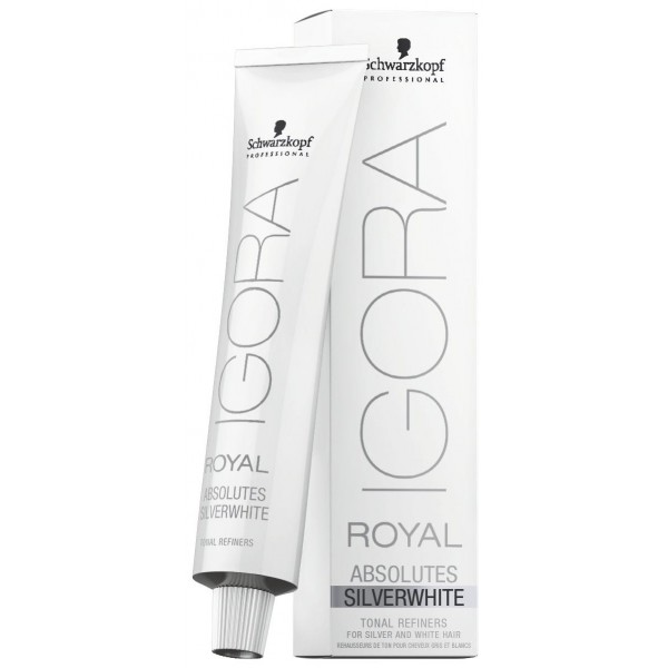 Igora Royal absolutes Silver White grigio antracite - 60 ml -