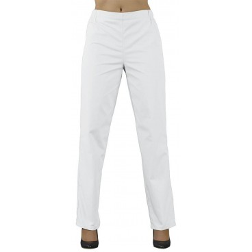 White aesthetic trousers size M
