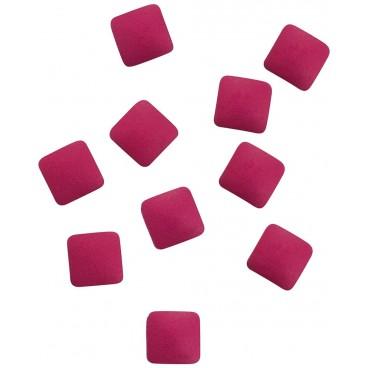 Décors métalliques Peggy Sage - pink studs