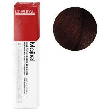 Majirel N ° 4.56 Chatain Acajou Red 50 ML