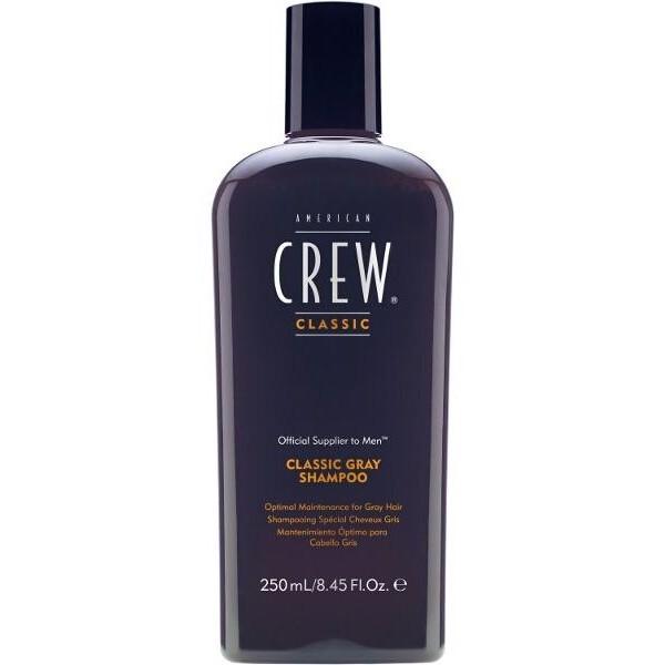 Shampoo Américan Crew Grey Hair 250 ML