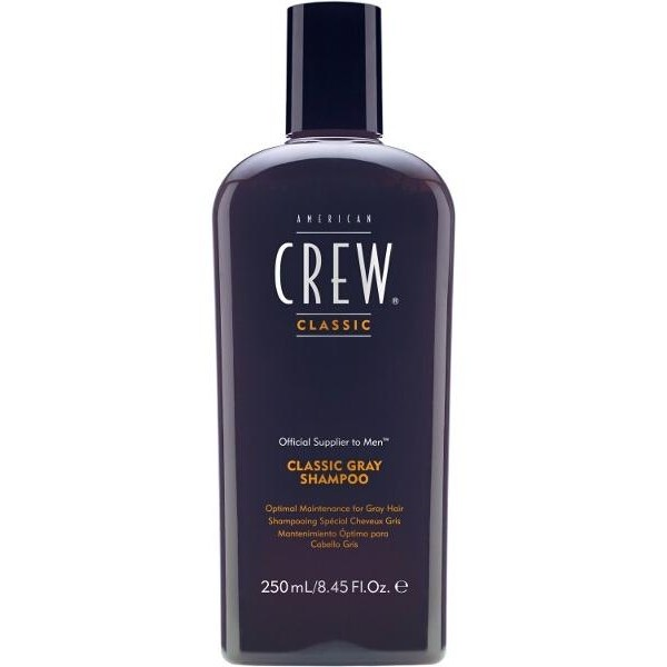 Shampoo Américan Crew Grey Hair 250 ML