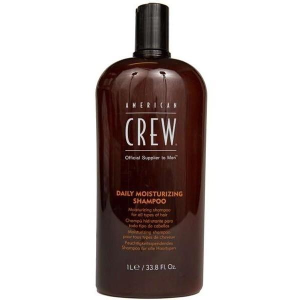 Moisturizing Shampoo 1000 ml American Crew