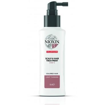 Scalp Treatment Nioxin N ° 3 100 ML